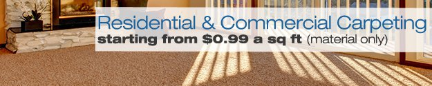 carpeting from $0.99 newburgh ny