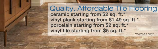 affordable tile flooring newburgh